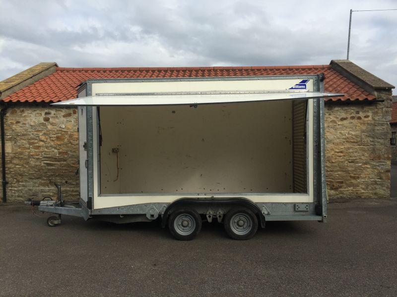 box van trailer hire essex