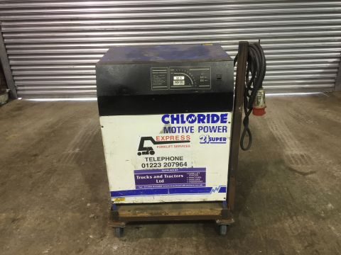 Fork Truck Battery Charger