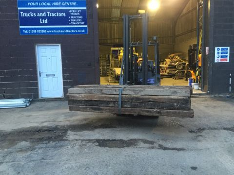 Railway Sleepers - Good Quality