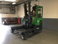 COMBI C4000 4 way Fork Truck with Fork Positioner