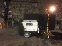 Genset 10kva Diesel Generator 110/240v output