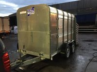 Ifor William TA5 Livestock Trailer
