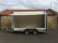Ifor Williams BV126 Box Van Trailer  - Year 2011