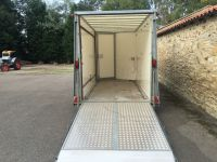 Ifor Williams BV126 Box Van Trailer  - Year 2011