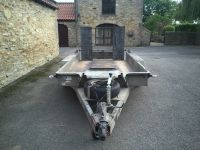 Ifor Williams GH1054 Beavertail Plant Trailer - Year 2012