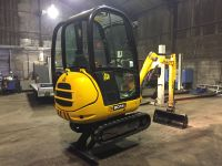 JCB 8014 Mini Digger - Year 2011