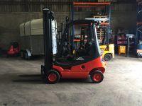 Linde H16 Diesel (TT102) Counterbalance Fork Truck
