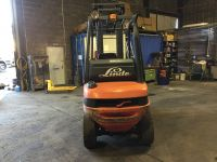 Linde H30d Diesel (TT104) Counterbalance Fork Truck