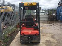 Linde P60 (TT110) Tow Tractor