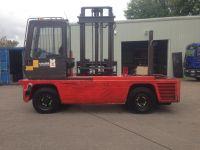 Sideloader Fork Truck 5 Tonne Jumbo