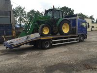 Transport - Haulage of Fork Trucks, Tractors, Plant & Machinery